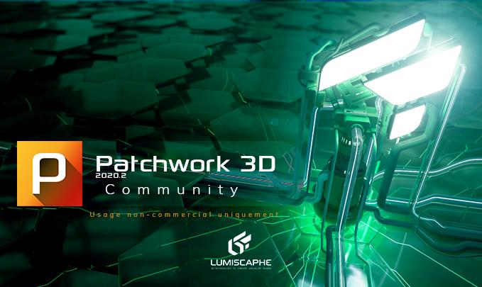 community 2020.2 splash